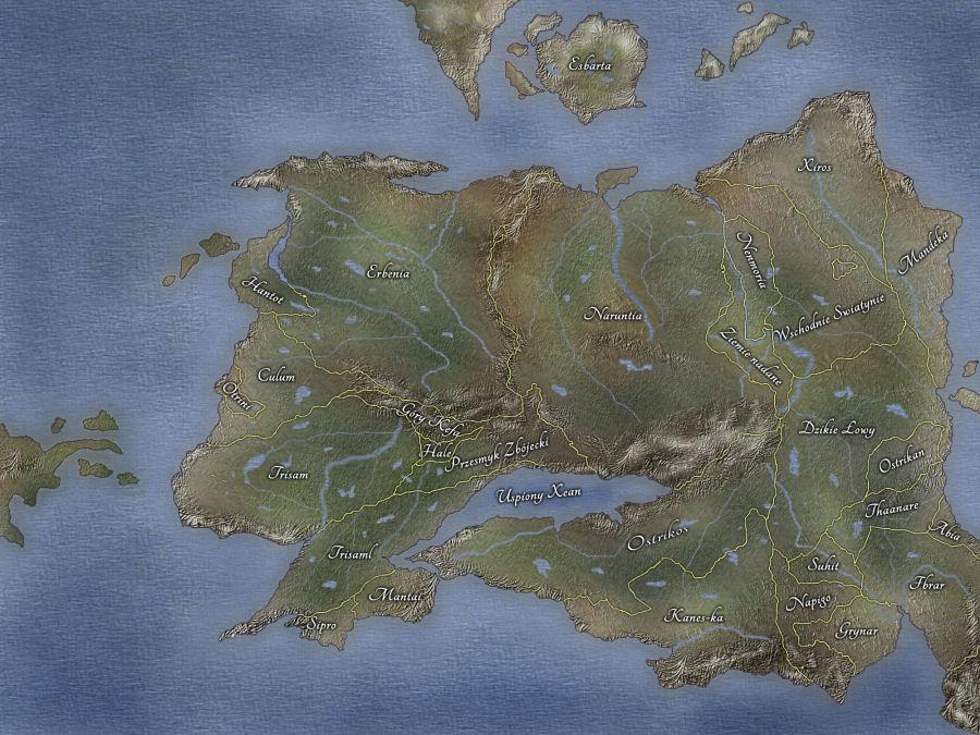 Mapa - Obrazek
